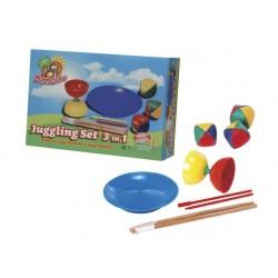 3 in 1 jongleerset